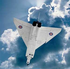 The Flying Avro Arrow