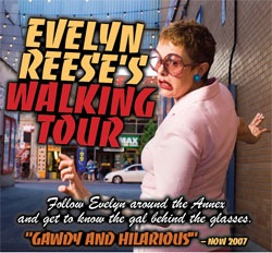 Evelyn Reese's Walking Tour