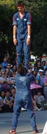 Stunt Double Circus