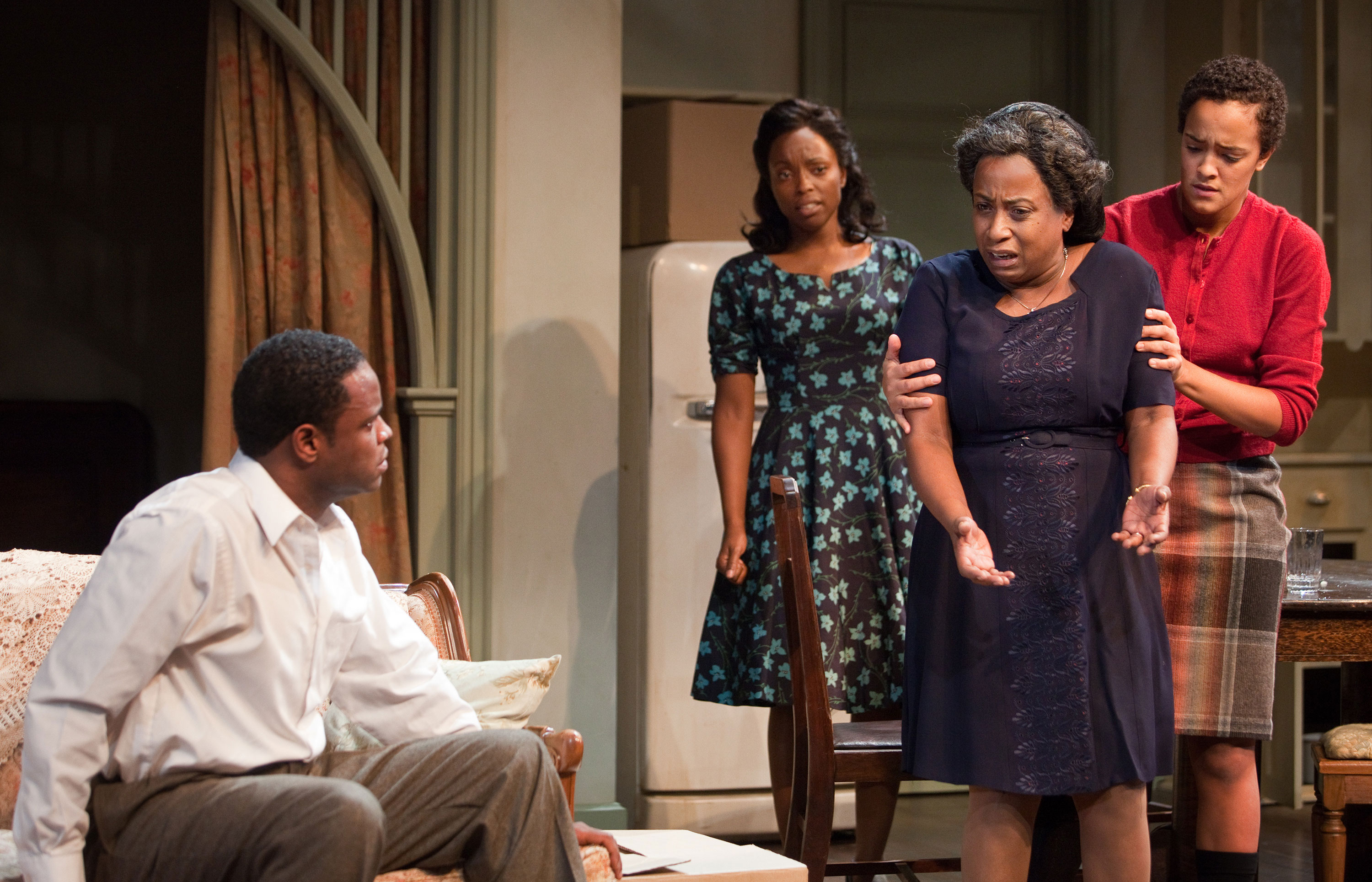 the relationship of mama and walter in lorraine hansberrys raisin in the sun Definition of a raisin in the sun  outraged by what he believes to be a betrayal of their relationship, walter asks his  lorraine, a raisin in the sun,.