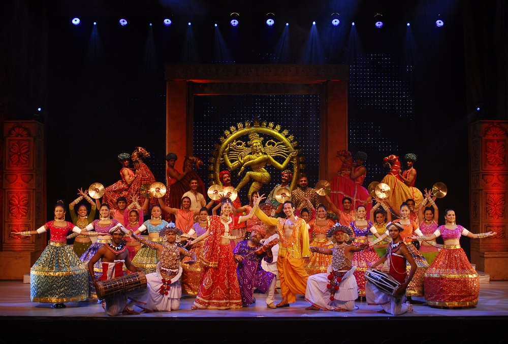 Merchants of Bollywood at the Peacock theatre in London