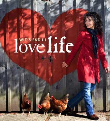 Sandra Shamas in Wit's End 111: Lovelife