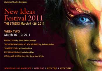 New Ideas Festival 2011