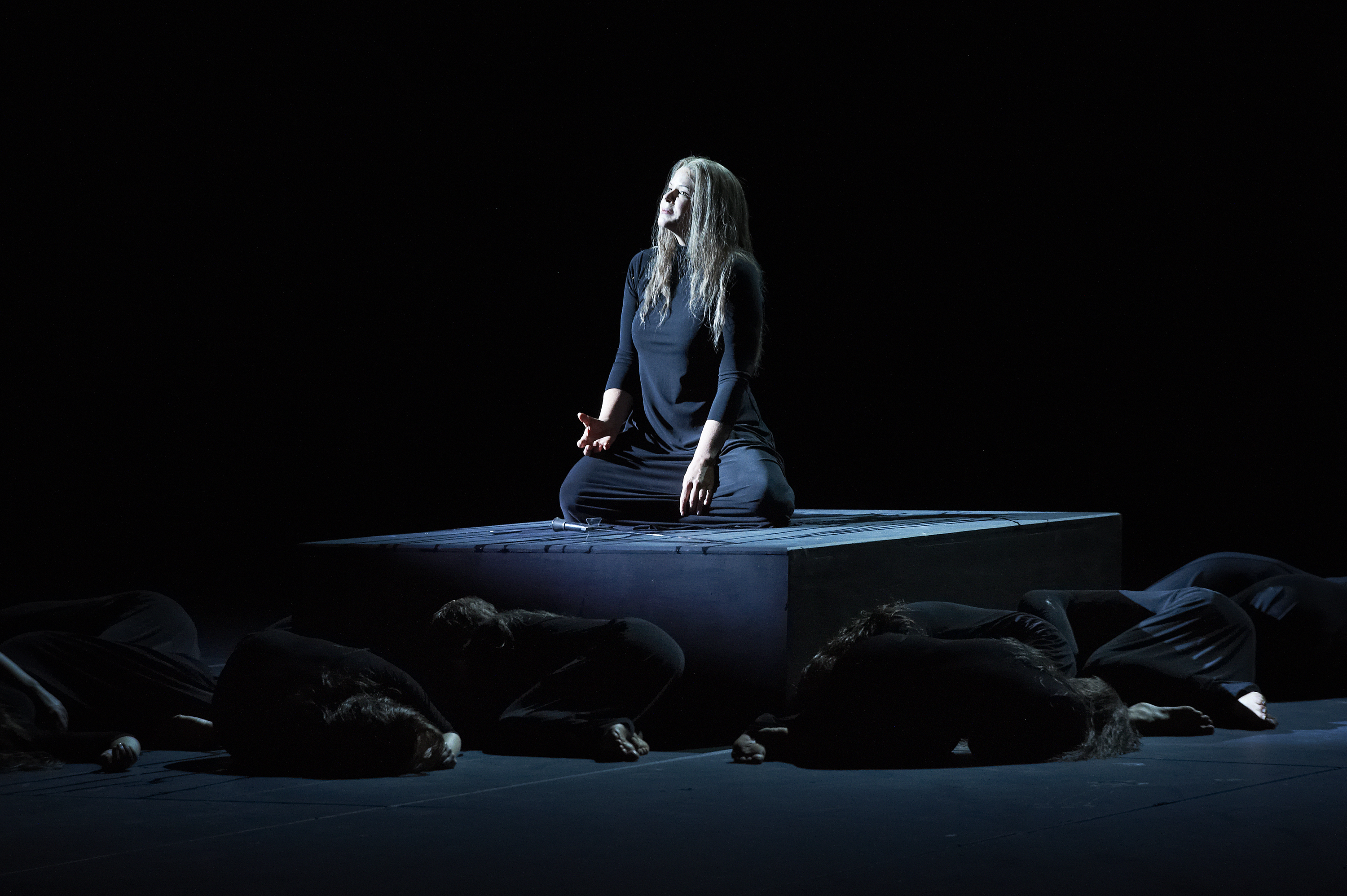 Susan Graham in the COC 2011 Production of Iphigenia in Tauris