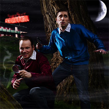 Peter n' Chris and the Mystery of the Hungry Heart Motel at Toronto Fringe 2012