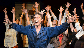 Urinetown press photo