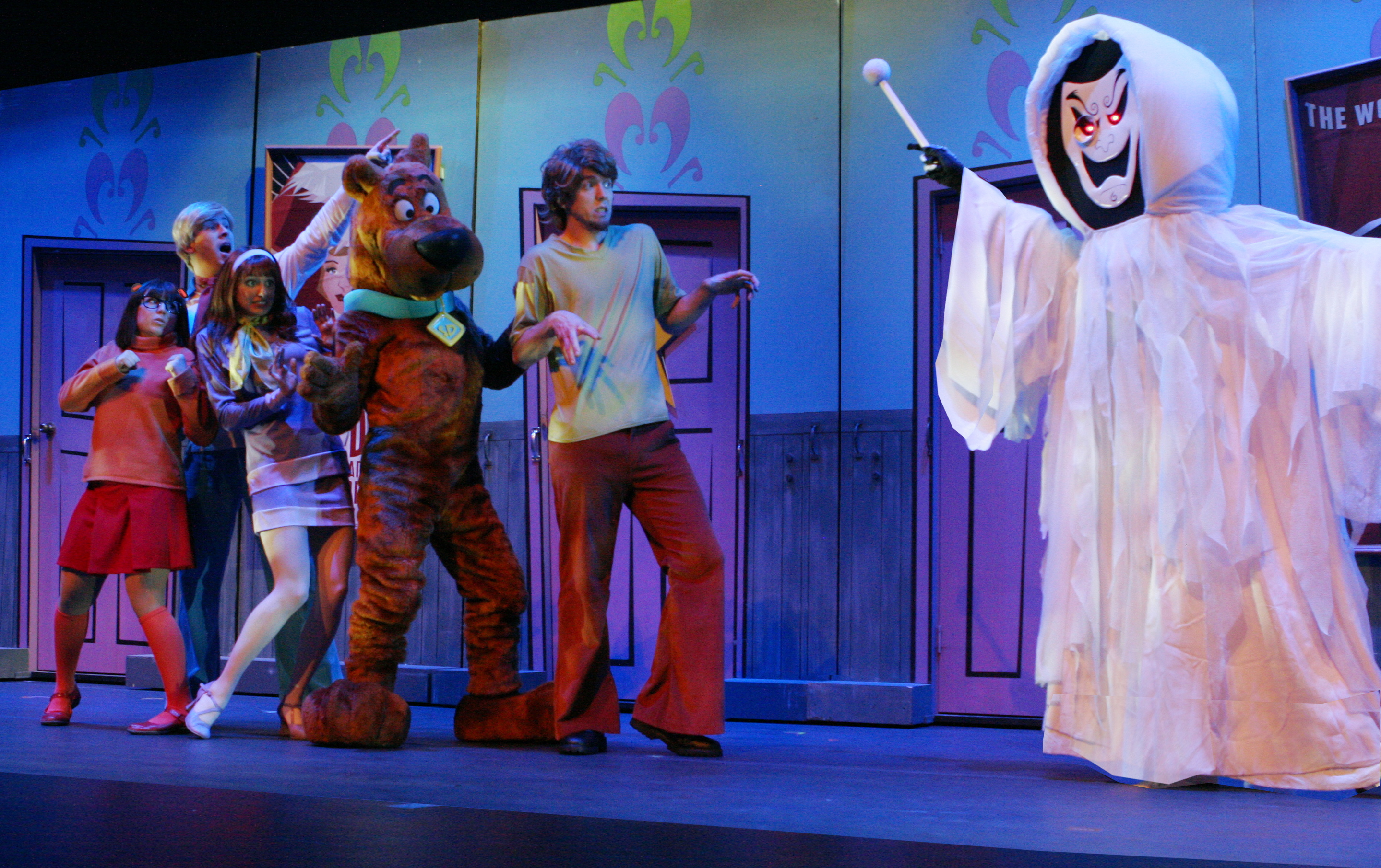 Scooby-Doo Live! Musical Mysteries Preview – ScoobyFan.net