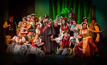 Young Frankenstein Company
