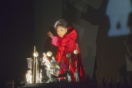 Spoleto Festival USA 2012 - Feng Yi Ting