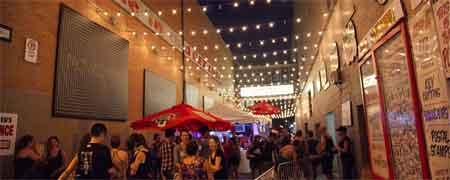Toronto Fringe tent