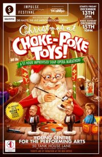 christmas at choke poke