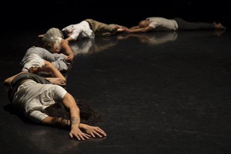 Dancemakers' Around