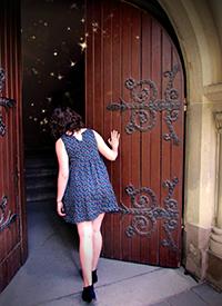 Photo of Victoria Houser by Aviva Phiilipp-Muller