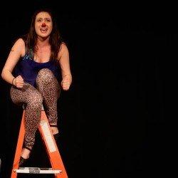 In Denial: A One Woman Clown Show