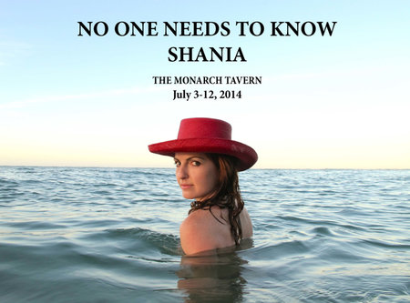 No One Needs to Know Shania