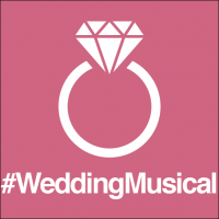 #WeddingMusical Image