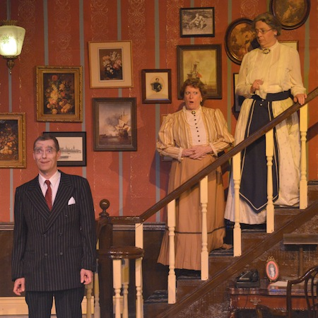 SCP's Arsenic and Old Lace, 30SEP2014