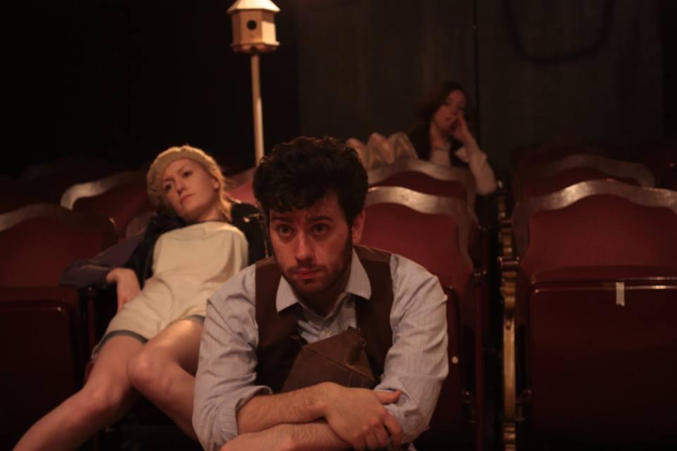 Photo of Lisa Hamalainen, Paulo Santalucia and Peyton Le Barr by Suzette McCanny