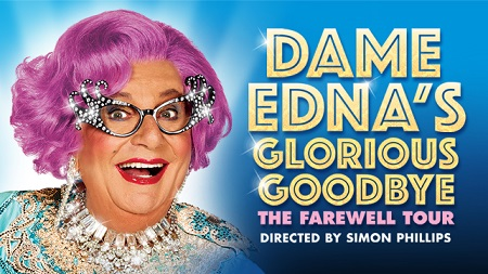 Dame Edna's Glorious Goodbye - The Farewell Tour | Mirvish | Review