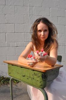 Photo of Caitlin McCarthy by Rae Taki