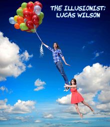 Poster of The Illusionist Lucas Wilson