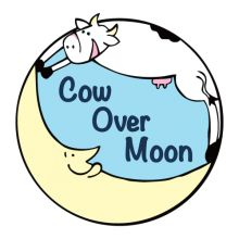 cow over moon logo