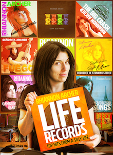 Photo of Life Records show poster