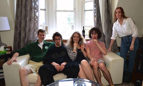 Will Mackenzie, Shawn Steinmann, Lauren Albin, Taylor Hammond, Charlotte Boyer