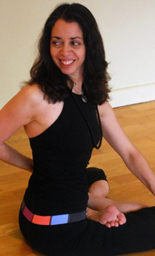 Photo of Shana Sandler by Harold Pressburger