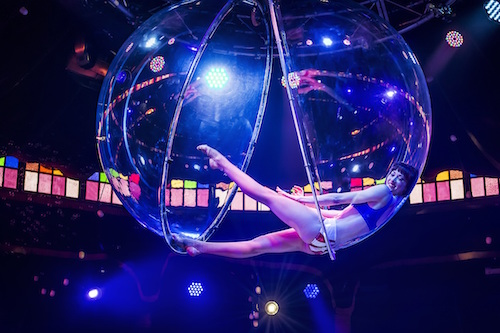 EMPIRE-Miss A in a Bubble-Lucia Cabrines 1 by Danielle Covin