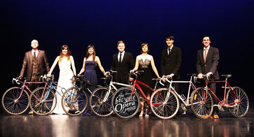 Photo of The Bicycle Opera provided by the company