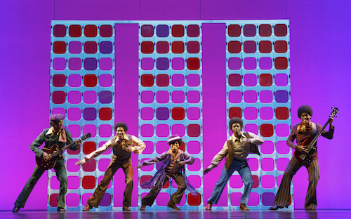 Photo from Motown the Musical