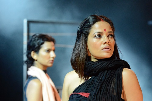 #2(L to R) Poorna Jagannathan and Priyanka Bose in a scene from Nirbhaya