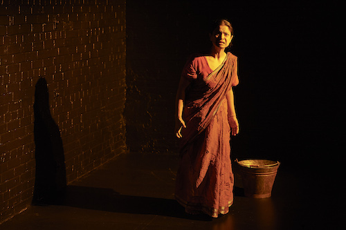 Anusree Roy, the written and performer of Pyaasa
