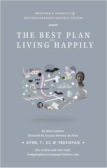 The Best Plan for Living Happily