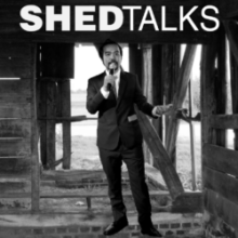 Poster for ShedTalks