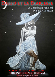 Promotional image of Dario et la Diablesse