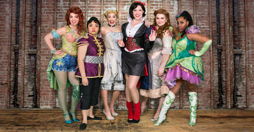 Disenchanted Cast Photo