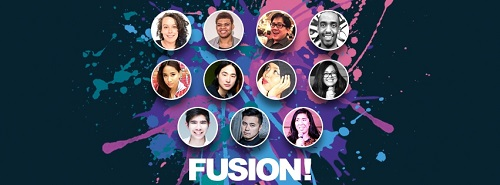 Photo of Fusion Comedy provided by Toronto Sketch Comedy Festival