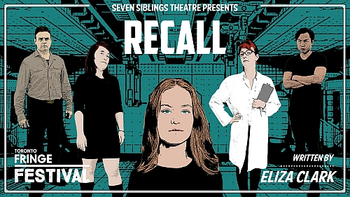 Poster for RECALL