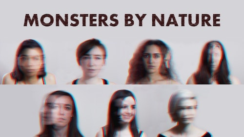 photo of cast of Monsters by Nature