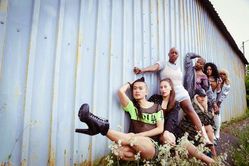 Photo ofEmily Law, Ashley Perez, Jasmyn Fyffe, Kristine Flores, Sze-Yang Ade-Lam, Jelani Ade-Lam, Sarah Tumaliuan