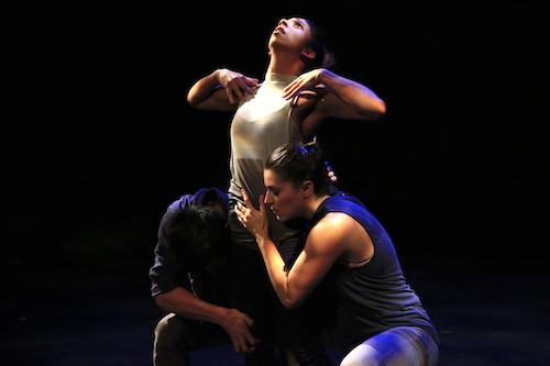 Photo ofMelissa Hart, Samantha Schleese, Irvin Chow