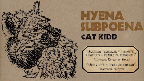 Show graphic for hyena subpoena provided by the company