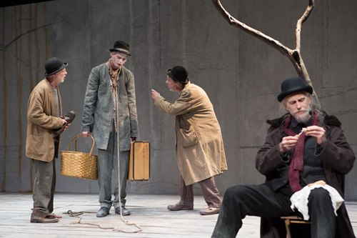 Photo from Waiting for Godot