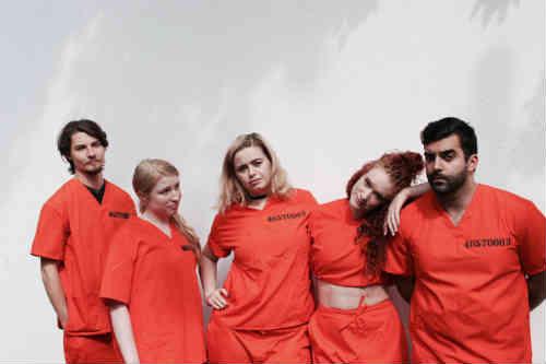 Photo of Jade McLeod, Ali Hand, Hugh Ritchie, Matt Lacas, Caitlin Turner provided by the company.