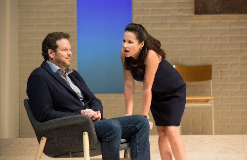 Photo of Albert Schultz and Raquel Duffy