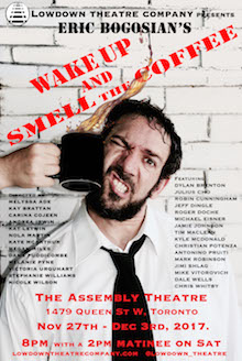 Wake Up and Smell the Coffee poster