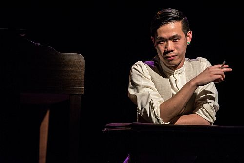 Jeff Ho in trace