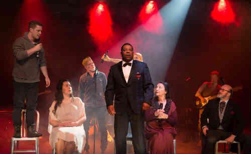 Photo of Hamlet ensemble
